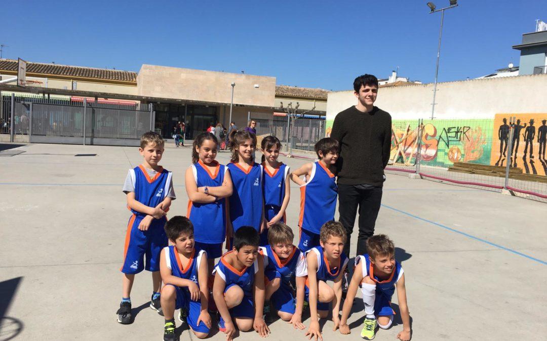 L'equip de bàsquet de l'Annexa comença a disputar partits!