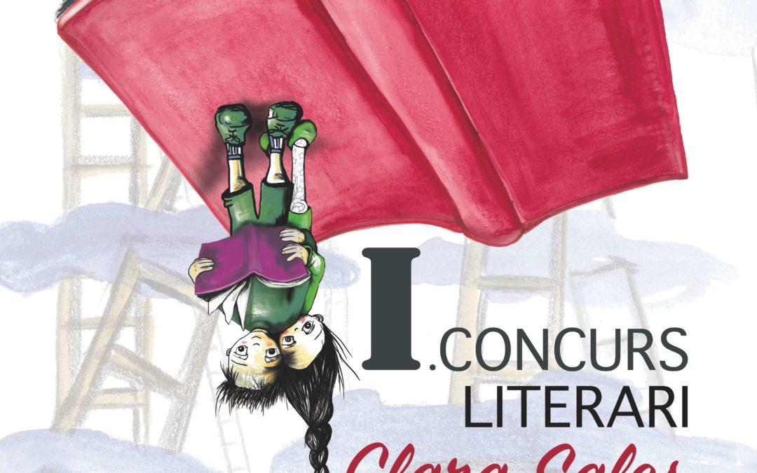 L'AMPA i l'Escola promouen el Concurs Literari Clara Sales